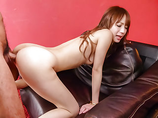 Curvy ass doll, Ayaka Fujikita, sure needs a good fuck - More at javhd.net