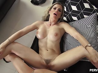 Cory Chase is the pliable of kinky stepmom most young bucks would adore to fuck