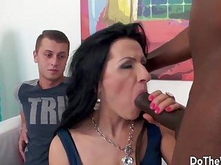 Reach The Wife - Beautiful Wives Devour Black Dicks Compilation